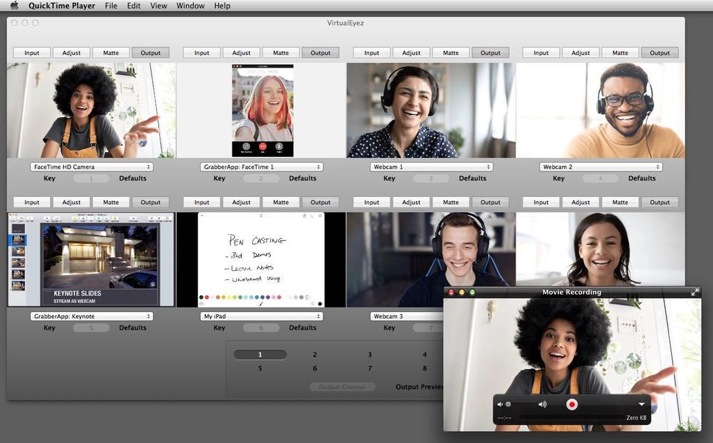 skype video effects mac download